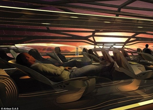 صور طائرة #إيرباص المستقبلية - صورة ٢