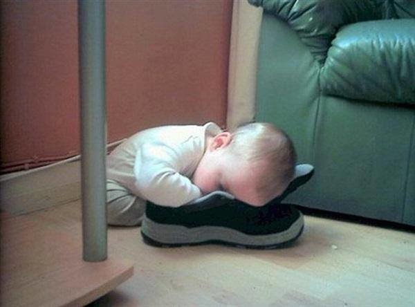 أطرف صور للأطفال أثناء نومهم صوره رقم 3