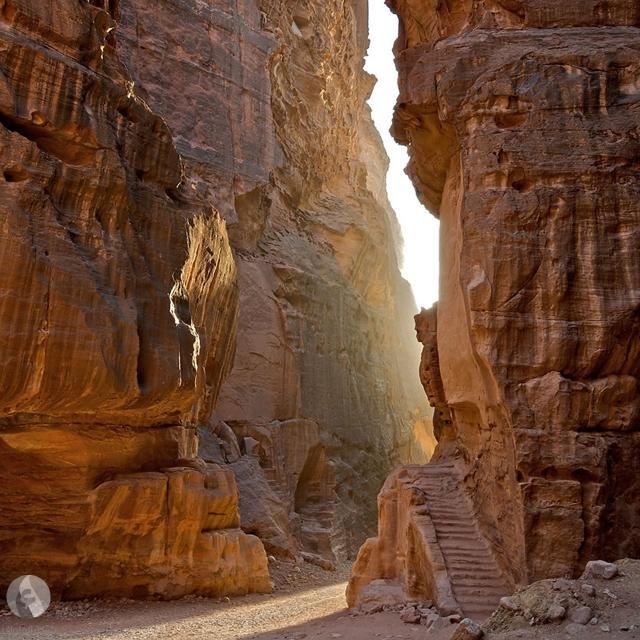 البتراء #الأردن صوره رقم 1