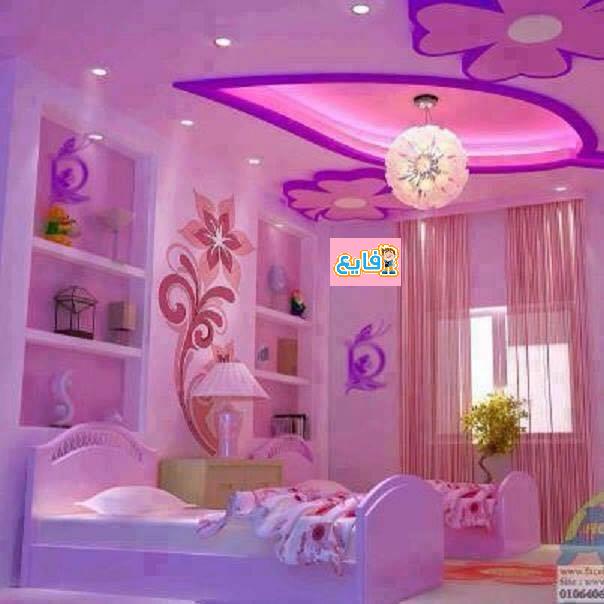 تصاميم مميزة من غرف_النوم المخصصة للبنات
