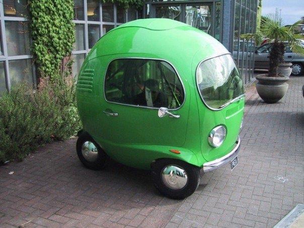 تصاميم غريبة لسيارات معدلة - صورة ١٥