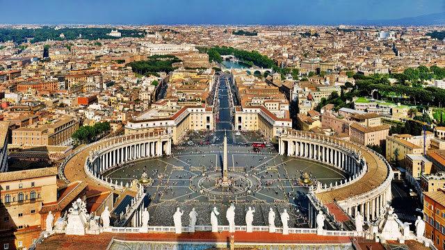 مدينة #روما #ايطاليا
