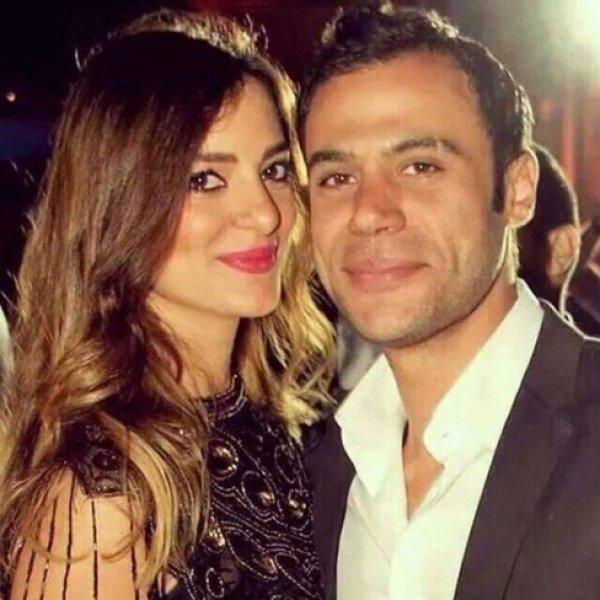 أول صورة لعروس محمد عادل إمام التي يحاول إبعادها عن وسائل الإعلام #مشاهير