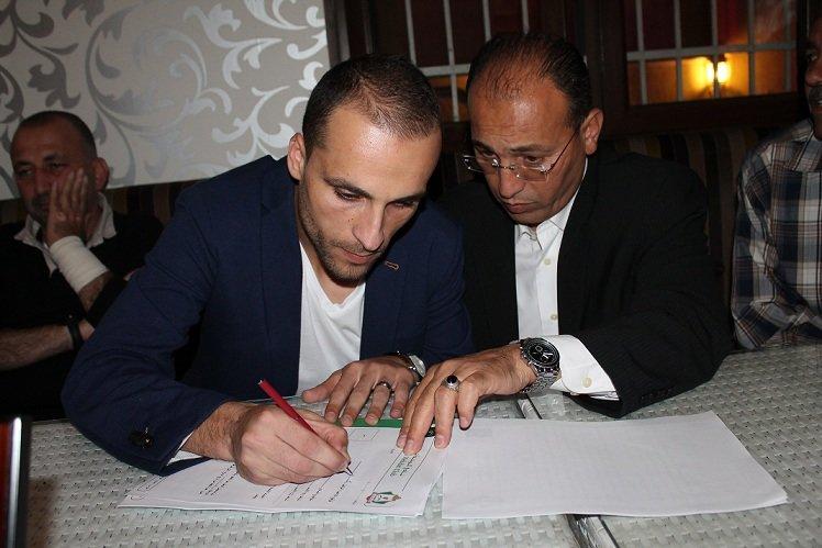 الوحدات يحصل رسمياً على توقيع محمد الدميري #الوحدات