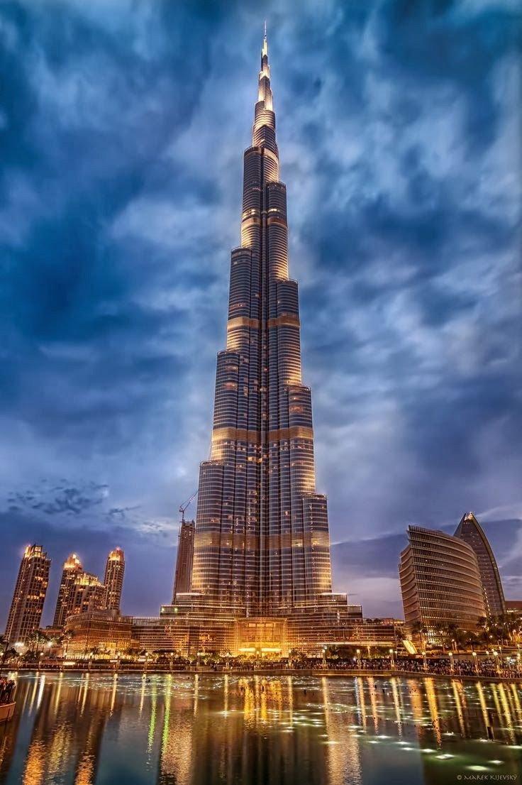 برج خليفة في #دبي
