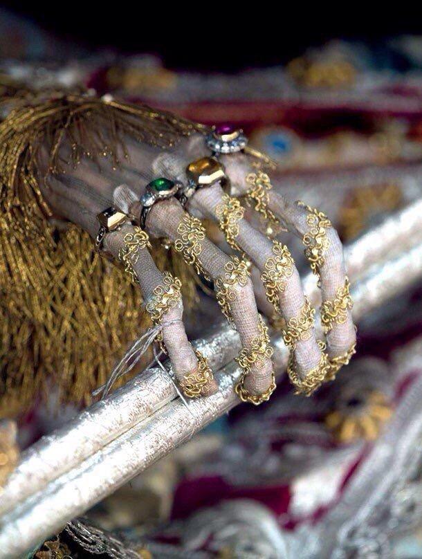 هكذا كان يدفن ملوك الروم #قديما مع جواهرهم - صورة ٣