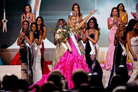 ملكة جمال أمريكا2015 صوره رقم 1