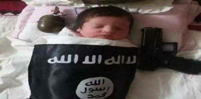 مسؤول داعش فخخ رضيعاً وفجره عن بعد