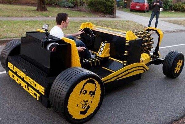 تصاميم غريبة لسيارات معدلة - صورة ١٣