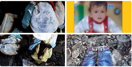 مقتل طفل فلسطيني في حريق أضرمه مستوطنون بالضفة الغربية #حرقوا_الرضيع