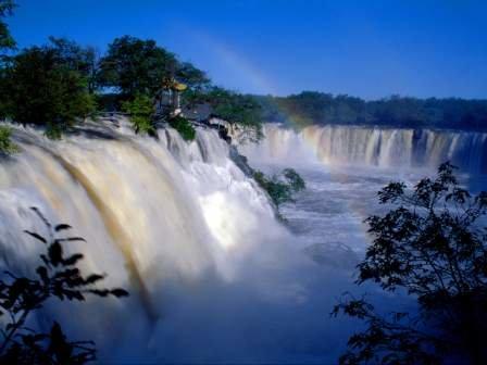 شلالات دياشيلا #الصين صوره رقم 1