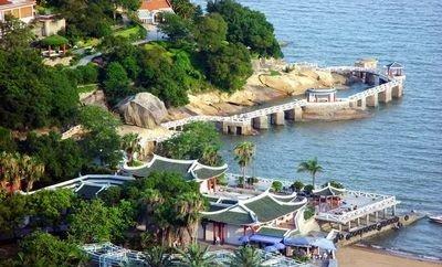 جزيرة قولانغيو #الصين