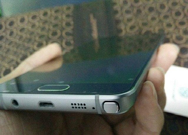صور مسربة لهاتف #Samsung جالاكسي نوت ٥ - صورة ٤