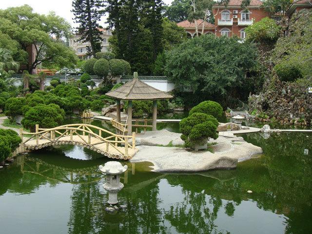 جزيرة قولانغيو حديقة شوذانغ #الصين