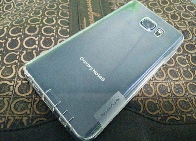 صور مسربة لهاتف #Samsung جالاكسي نوت ٥ - صورة ١