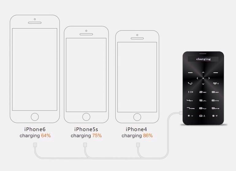 جانوس ون Janus One هاتف نقال جديد يعمل دون شحن ل٩٠ يوما ويشحن الهواتف الأخرى - صورة ٤