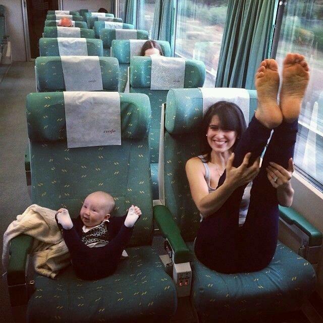 عندما يكون الهبل وراثة بين الأم وطفلها - صورة 1