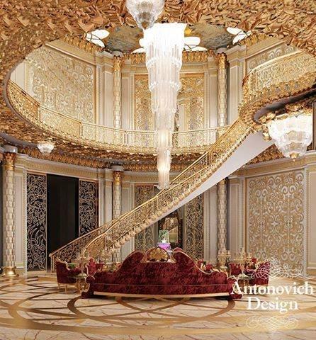 التصاميم الجميلة من السلالم الخاصة بالمنازل #غرد_بصوره صوره رقم 3