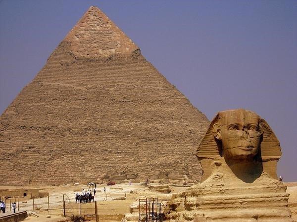 #مصر هرم خفرع