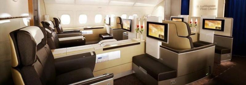 صور الطائرة الأكبر التي تنضم لخطوط الإمارات وتحتوي على برك سباحة ومرافق اخرى - صورة ٧