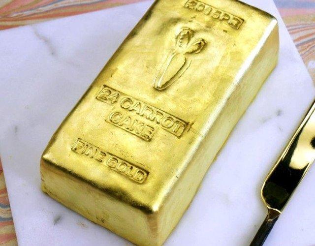 كيكة من الذهب #غرد_بصورة -صورة 2