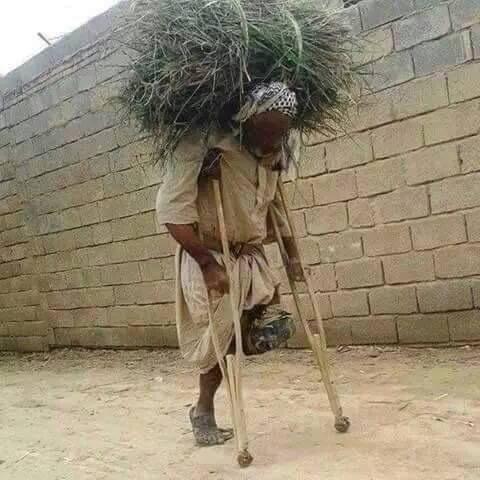 لعن الله الفقر والعوز وأكرم من تعفف