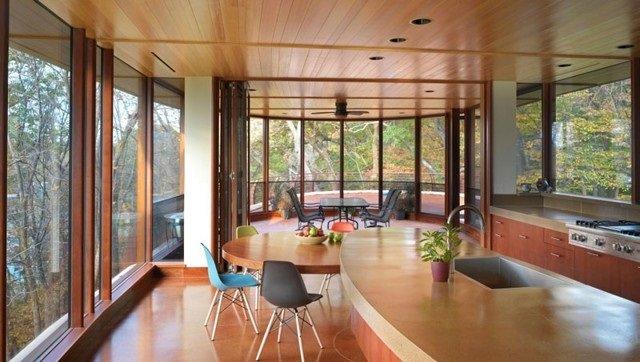 تصميم منزل رائع في ولاية ويسكنسون الأمريكية #غرد_بصورة -صورة 2
