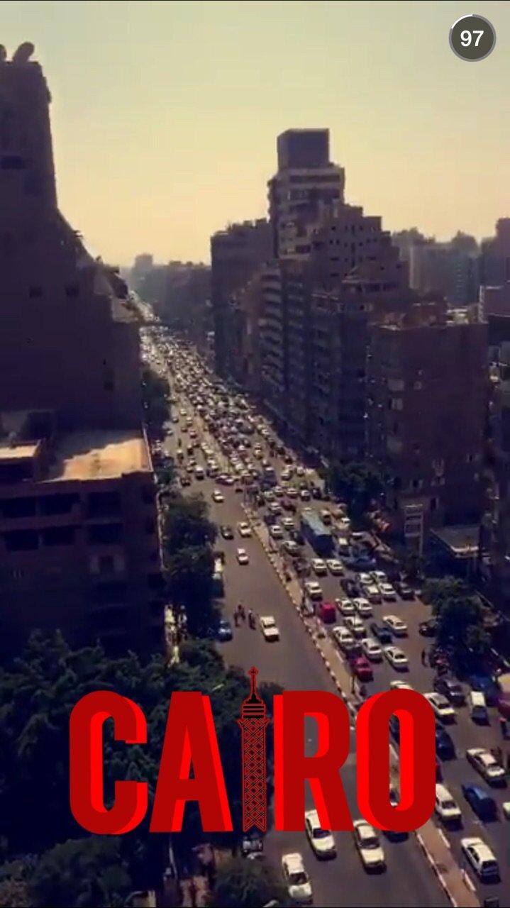 مختارات من سناب #القاهرة_لايف #سناب_شات ١٦