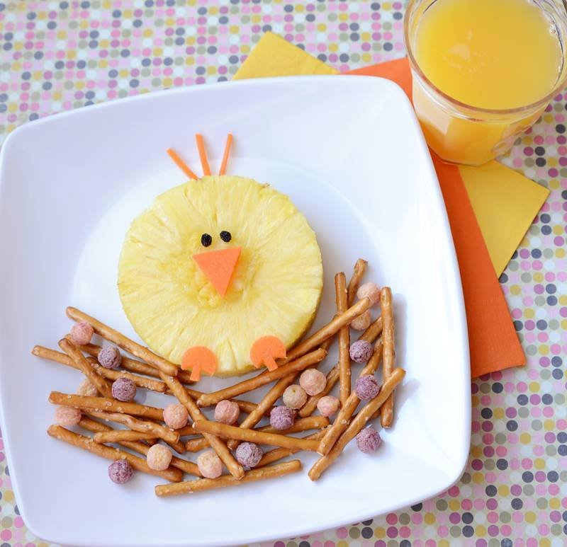 أطباق على شكل أعمال فنية تفتح شهية أطفالك #غرد_بصورة صوره رقم 3