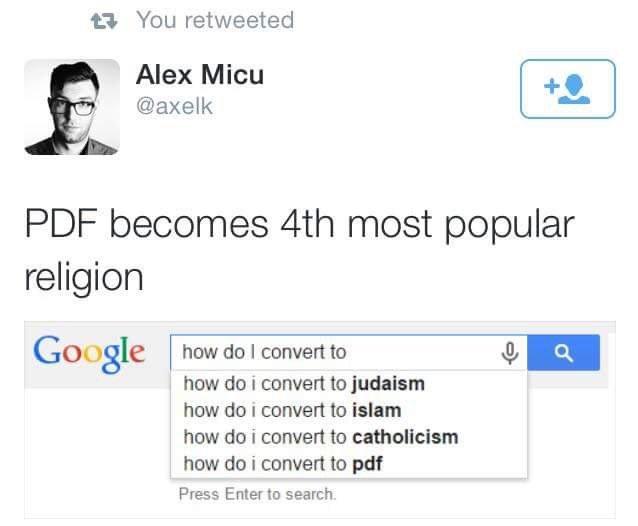 تعرف على الدين الرابع الذي يتحول الناس له