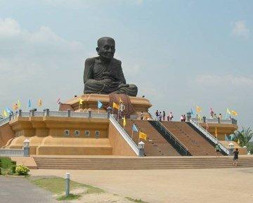 معبد هواي مونغكول #تايلاند