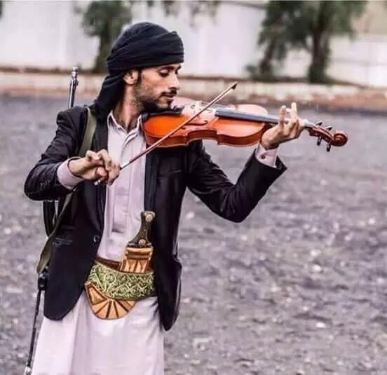 حياة وموت لحن تعزفه #اليمن