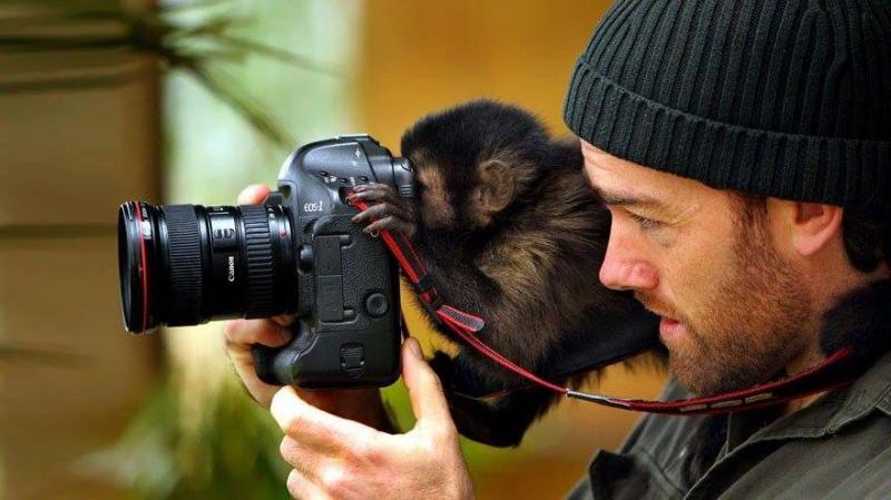 لقطات رائعة لحيوانات ترغب في احتراف التصوير #غرد_بصوره صوره رقم 1