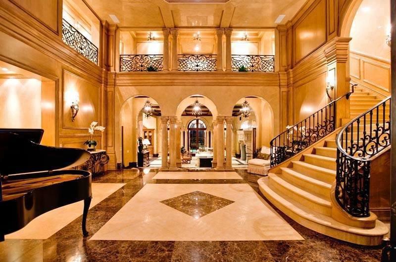 التصاميم الجميلة من السلالم الخاصة بالمنازل #غرد_بصوره صوره رقم 7