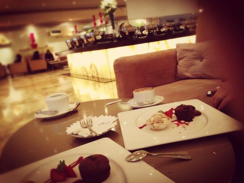 مطعم سبازيو ، شارع العلية ، #برج_المملكة #الرياض