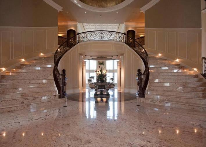 التصاميم الجميلة من السلالم الخاصة بالمنازل #غرد_بصوره صوره رقم 4