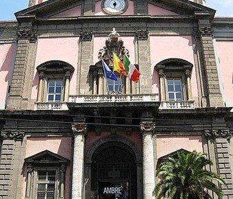 المتحف الأثري الوطني #نابولي #ايطاليا