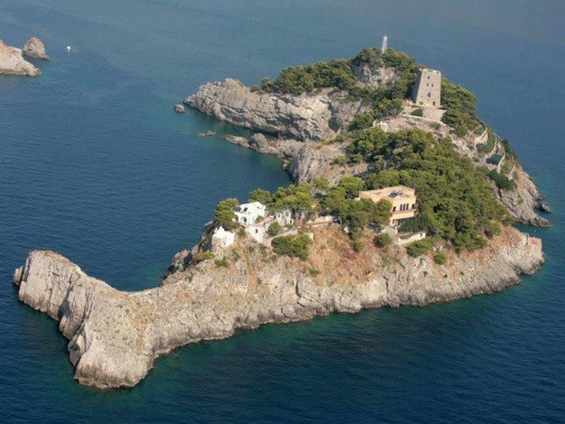 جزيرة الدولفين فى #إيطاليا صوره 4
