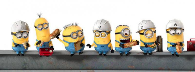 The #Minions Cover for #Facebook - 5