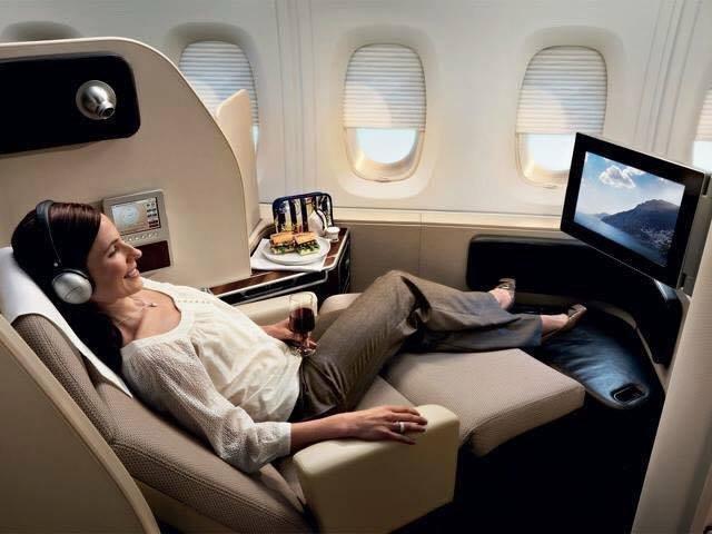 صور الطائرة الأكبر التي تنضم لخطوط الإمارات وتحتوي على برك سباحة ومرافق اخرى - صورة ٦