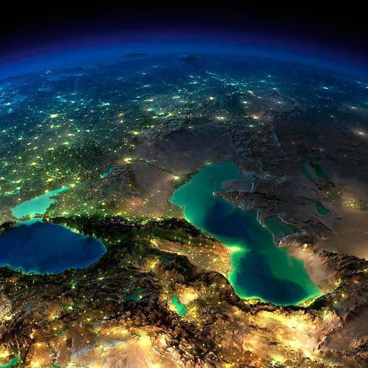 صور مذهلة لكوكب الأرض من الفضاء الخارجي #غرد_بصورة -صورة 1