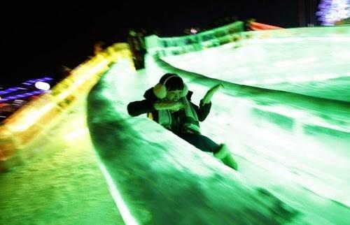 #مهرجان في #الصين يجعلك تعيش المغامرة داخل متاحف وقصور عملاقة من الثلج صوره رقم 5