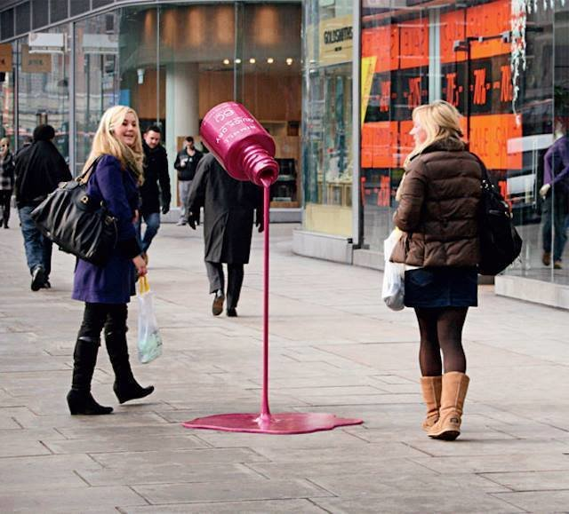 إعلانات الشوارع افكار جميله #غرد_بصورة -صورة 6