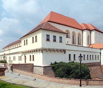 قلعة سبيلبيرك #برنو #التشيك