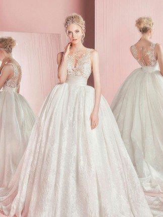 أجمل فساتين الزفاف Ball Gown لعام 2016 #موضه #ستايل -صورة3
