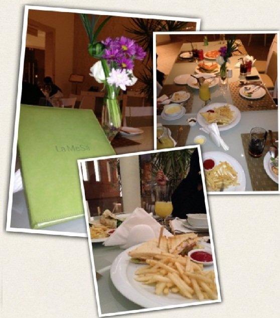 مطعم لا ميسا ، ام الحمام ، فيلات لفيندا (T1) #الرياض