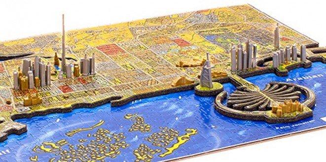 قريبا#دبي أول مدينة رباعية الأبعاد في العالم صوره رقم1