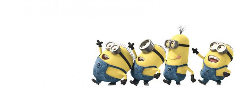 The #Minions Cover for #Facebook - 1