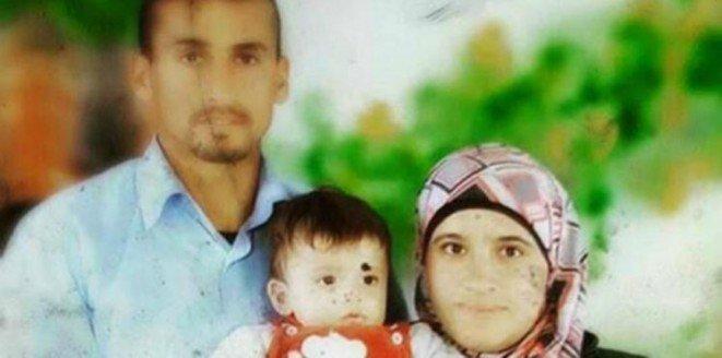 وفاة سعد دوابشة والد الرضيع علي #فلسطين