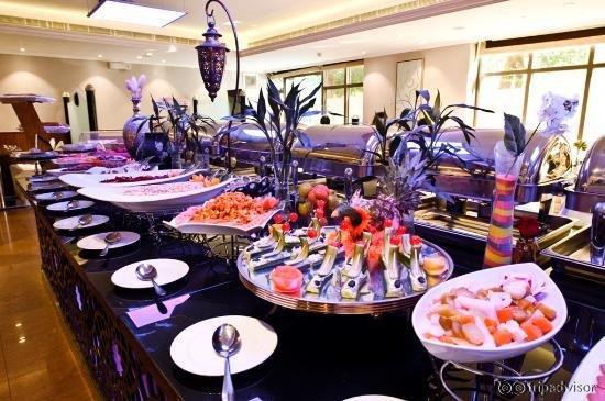 مطعم فلامنجو شارع وادي الدواسر ، العلية #الرياض